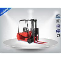 Auto Transmission Electric Lift Trucks With 4500 / 5000Kg Rated Capacity Manufactures
