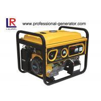 China 5.5kw Gasoline Generators with Single Cylinder 4 Stroke Air Cooled Engine on sale