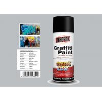 65mm Diameter Graffiti Wall Painting With Silver Grey Color APK-6601-16 Manufactures