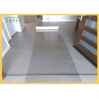 Clear Transparent Temporary Carpet Floor Protection Film Stain - Resistant Manufactures