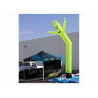 Quality Digital Printing Outdoor Inflatable Sky Dancer Single Leg Air Dancer For for sale