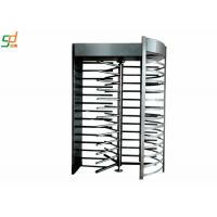Stadium Single Chanfnel Controlled Access Turnstile Security Gates Waterproo Manufactures