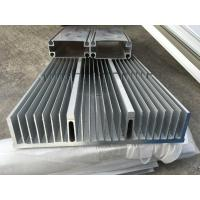 300MM Width 6063T5 Aluminium Heat Sink Profiles / aluminium heatsink extrusions Manufactures