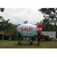 PVC Logo Printed Advertising Zeppelin Outdoor Blimp Shaped Balloons Manufactures