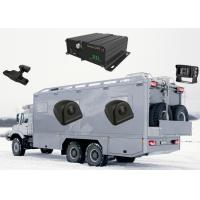 Network Vehicle 3G Mobile DVR with GPS Tracking/ Motion Detector Hidden Camera Manufactures