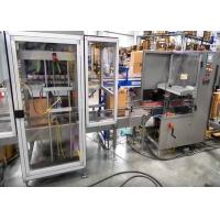 PLC Control Case Packer Machine With Automatic Case Erector And Closer Manufactures