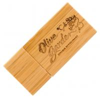 Quality Personalised Bamboo USB Flash Disk Driver , 32 Gig Flash Drive for sale