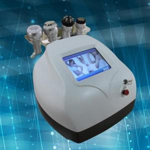 China vacuum roller rf slimming machine & ultrasound cavitation machine with rf radio frequency on sale
