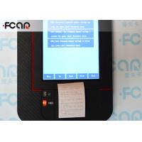 8 - Inch True Color Touch Screen FCAR F3 - W Scanner Tool Auto Support Almost all OBD - II Manufactures