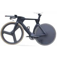 Carbon Fiber Time Trial Frame 700C , Toray 700 Carbon Triathlon Bike Frame