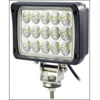 45W Cree LED Working Light 4x4 offroad IP67 Waterproof LED Lamp Manufactures