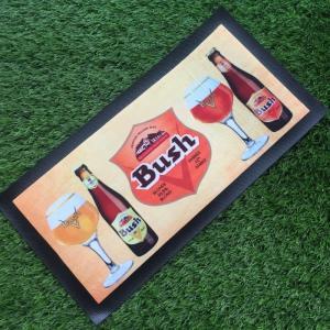 custom logo eco-friendly Bar mats for beer bars Manufactures