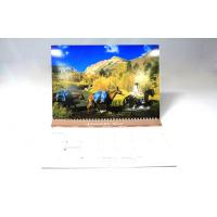 Art Paper Colourful calendar printing services For Hanging Wall Manufactures