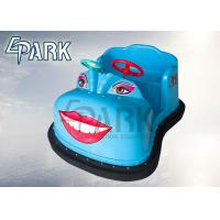 Outdoor Playground Equipment Kid Coin Operated Lovely Shoes Bumper Car Manufactures