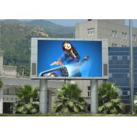 China High definition P5 outdoor full color LED Advertising Display on sale