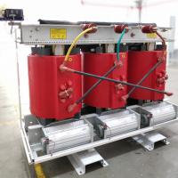 Electrical Three Phase Dry Type Transformer Insulation Class High 11-0.4kV Manufactures