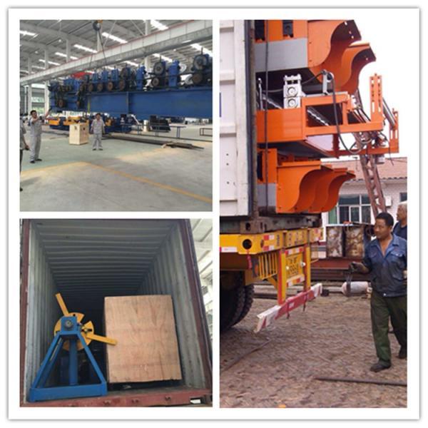 Hot sale galvanized sheet used steel roller shutter door roll forming machine