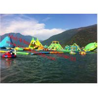 Inflatable Water Park Inflatable Aqua Park Inflatable Water Ausment Equipment Manufactures