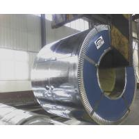 SPCC, SPCD, SPCE, Q195, Q235 AZ Hot Dipped Galvanized Steel Coils / Galvalume Steel Coil Manufactures