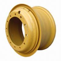 Buy cheap OTR Steel Wheels for Heavy Equipment from wholesalers