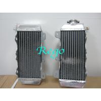 Yamaha Aluminum Motorcycle Radiator For Cooling Engine Pressure Tested Manufactures