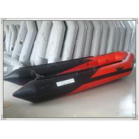 Six Person Racing Foldable Inflatable Boat Inflatable Whitewater Kayaks With Motor Manufactures