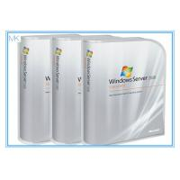 Microsoft Windows Software , Genuine Window Server 2008 Standard 32 & 64 Bit Manufactures