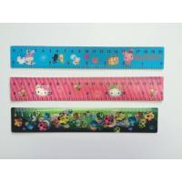 PP Ruler 3d Lenticular Printing Services For Kids 0.38 mm / 0.45 mm / 0.58 mm Manufactures