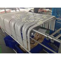 Aksu Powder Coating CNC Bending Tubes with Holes for Aluminum Alloy Stair Chair Manufactures