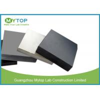 Multi Colored Epoxy Resin Benchtop For Laboratory Worktop Surface Heat Resistance Manufactures