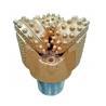 Tricone Shape Downhole Drilling Tools API Standard Roller Rock Bit Carbon Steel Manufactures