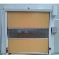 Huge Modular Cargo Air Shower Tunnel With 3 Sides Nozzles , Auto PVC Rolling Doors Manufactures