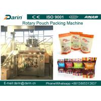 China Automatic Filling stand up food pouch packaging machines / equipement on sale