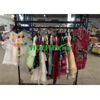 Professional Used Children'S Clothing Colorful / Fashionable Second Hand Summer Clothes Manufactures