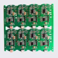 1OZ Rogers 4003C Double Sided PCB , FR4 Laminate Multilayer Printed Circuit Board Manufactures