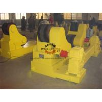 Self Adjustment Welding Rotator For Turkey Market 10 20 40 60 Ton Manufactures