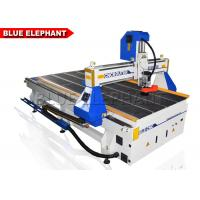 China Industrial Wood Carving Cnc Router Machine For Making Wooden Door , Panel on sale