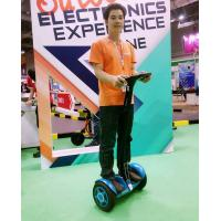 Speed Control Urban Road Self Balancing Vehicle , Thinking Car Yellow Manufactures