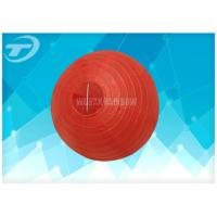 "Plain Colors Hanging Paper Ball Lantern In 8"" 10"" 12"" 14"" 16"" Manufactures"