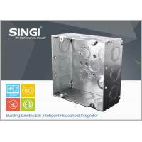 Quality Outdoor Waterproof Electrical Junction Boxes with UL , CE certified for sale