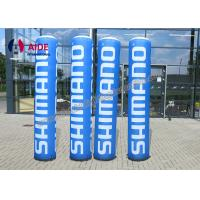 Club Multi Color Giant Inflatable Pillar Promotional Large Inflatable Tube Manufactures