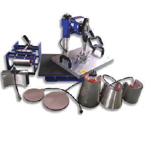 Combo Heat Transfer Machine (HP8IN1) Manufactures