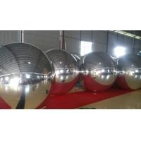 Customized Commercial Inflatable Mirror Ball For Event / Show / Party Manufactures