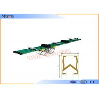 Monorail Systems Conductor Rail System Electrical Power Bar ISO9001 Manufactures