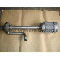 Titanium pump for gravure cylinder plating Manufactures