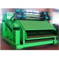 Green Cold Sinter Mining Vibrating Screen 100-250 Tons Per Hour Wear Resisting Manufactures