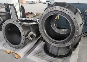 Water Pump Shell Machining Ductile Iron Manufactures