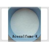 Quality 55589 62 3 Artificial Food Additives Acesulfame-K Acesulfame Potassium Sweetener for sale