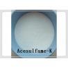 55589 62 3 Artificial Food Additives Acesulfame-K Acesulfame Potassium Sweetener Manufactures