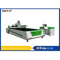 1500*3000mm Sheet Metal Laser Cutting Machine For Equipment Cabinet Manufactures